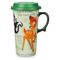 Image of Bambi Travel Mug # 1