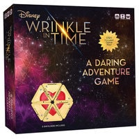 Image of A Wrinkle in Time: A Daring Adventure Game # 3