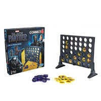 Image of Black Panther Connect 4 Game # 1