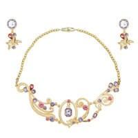 Image of Rapunzel Jewelry Set # 1