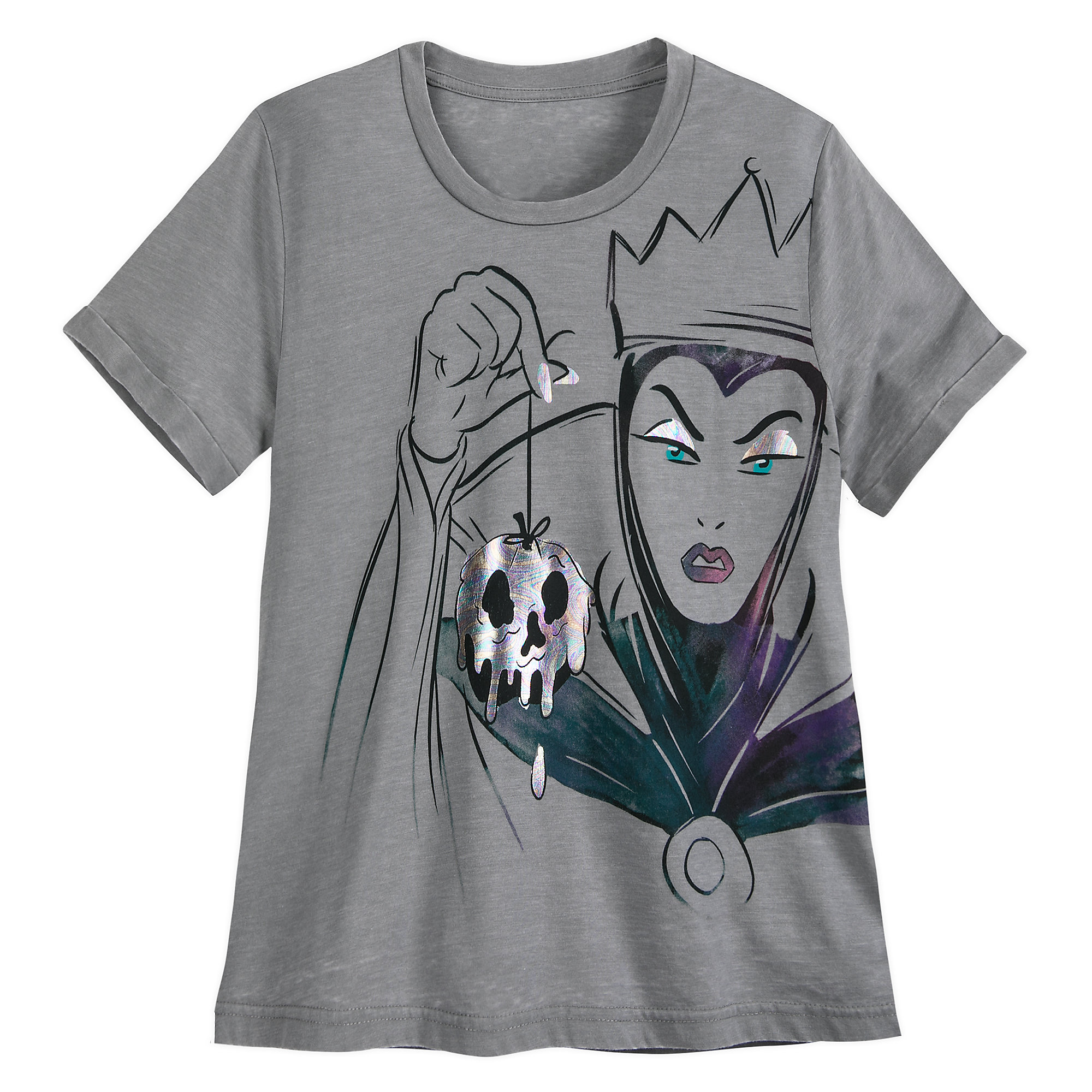 77472d417 Evil Queen Fashion T-Shirt for Women released today