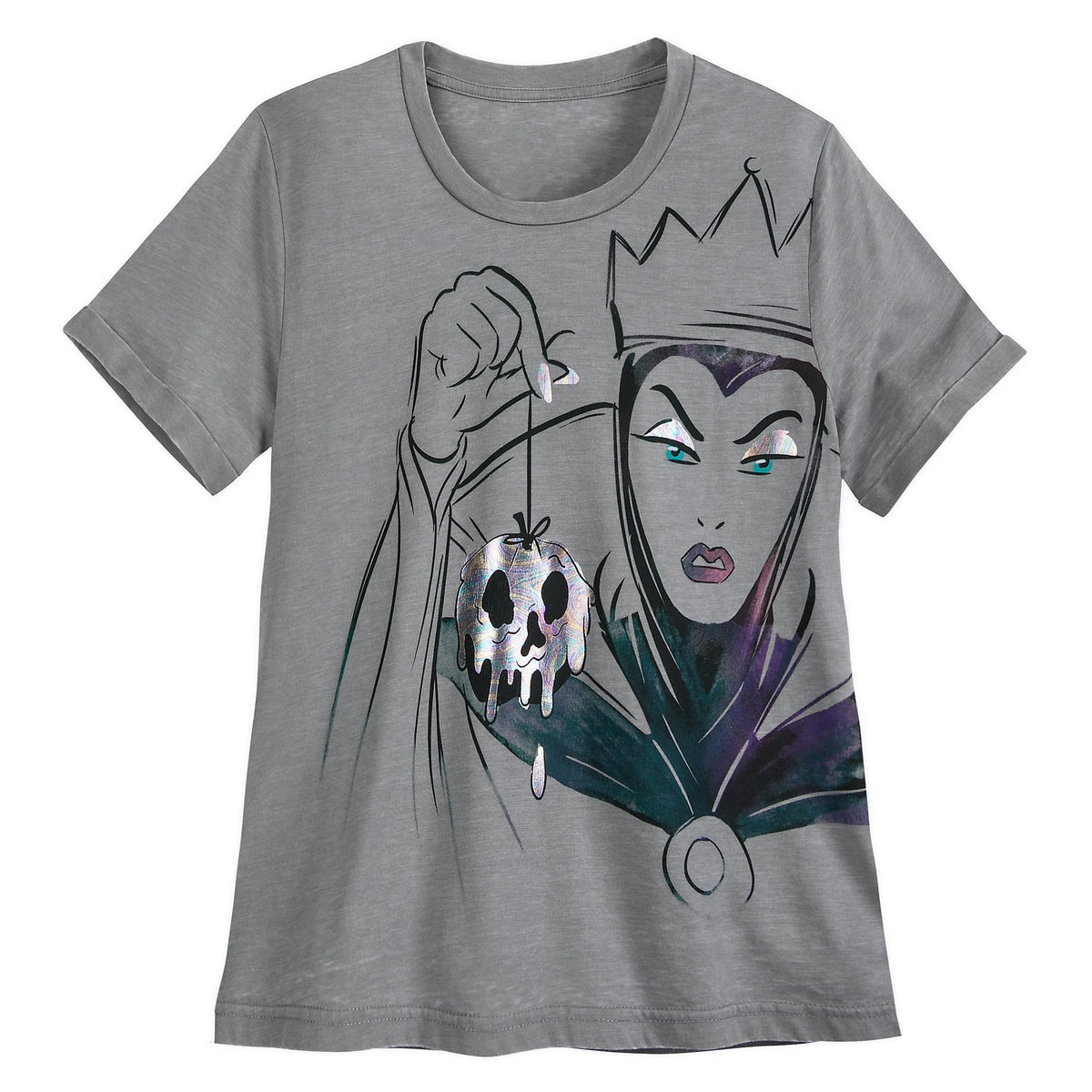 b30c94de6a Product Image of Evil Queen Fashion T-Shirt for Women # 1