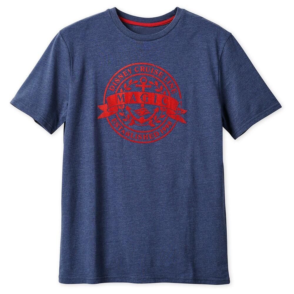 Disney Magic T-Shirt for Men - Disney Cruise Line
