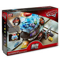 Image of Cars Rust-Eze Spinning Raceway Playset # 5