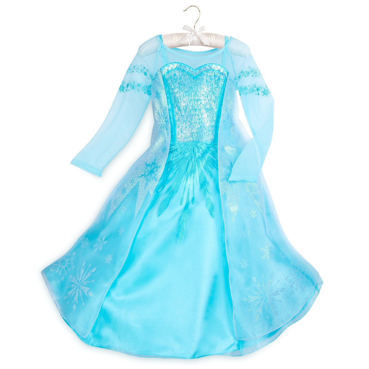 Product Image of Elsa Costume for Kids - Frozen # 1
