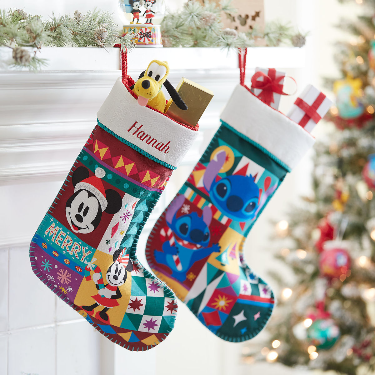 Product Image of Stitch Stocking - Personalizable # 3