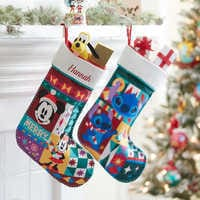 Image of Stitch Stocking - Personalizable # 3