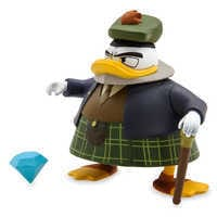 Image of Flintheart Glomgold Action Figure - DuckTales # 2