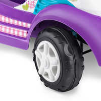 Image of Doc McStuffins Electric Ride-On Rescue Ambulance # 6