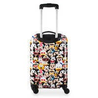 Image of Mickey Mouse and Friends Emoji Luggage - Disney Cruise Line # 2