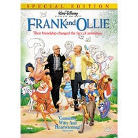 Frank and Ollie DVD