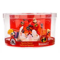 Image of The Incredibles Figure Play Set # 5