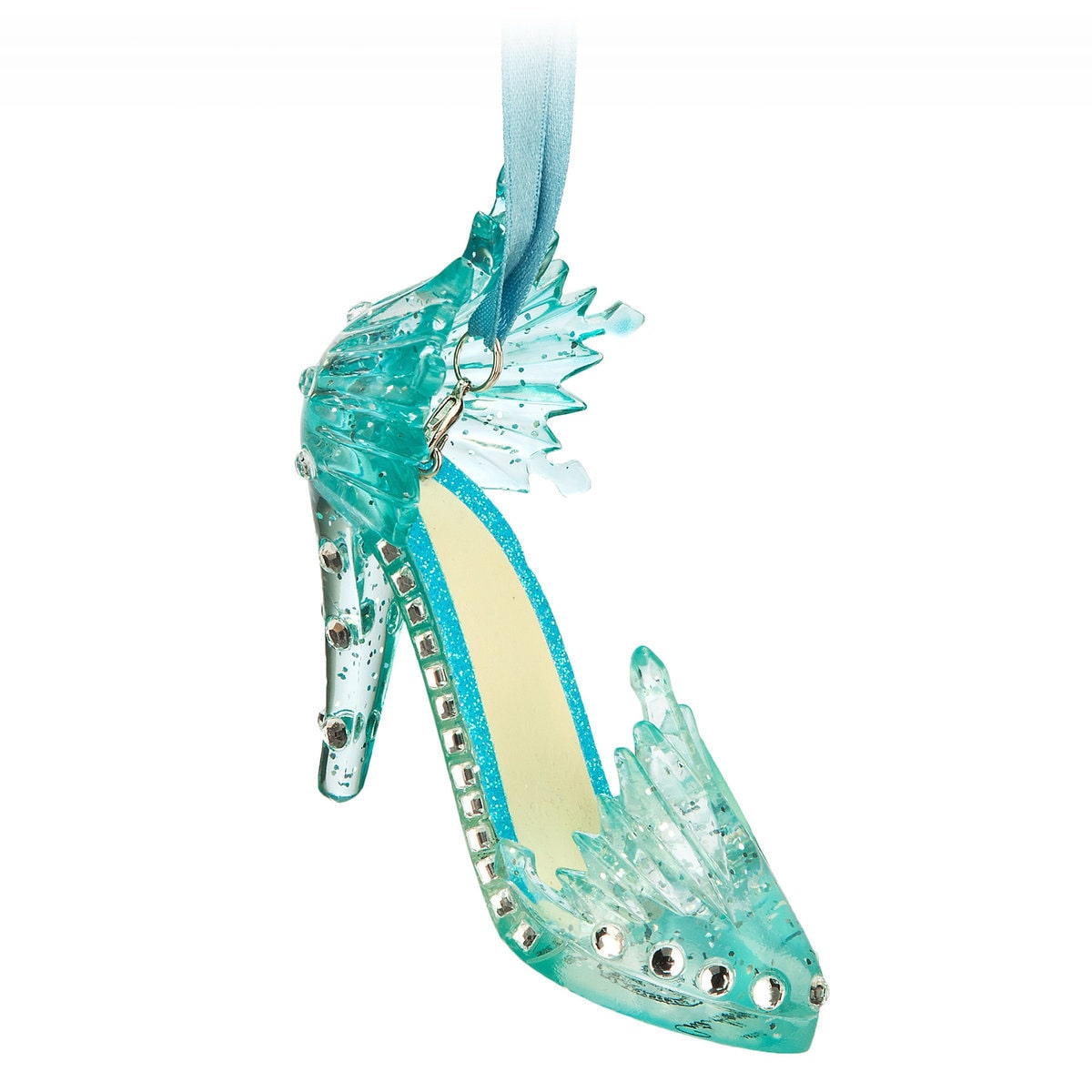 463f7cca53 Product Image of Elsa Shoe Ornament - Frozen # 1