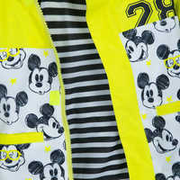 Image of Mickey Mouse Packable Rain Jacket and Attached Carry Bag for Kids # 9