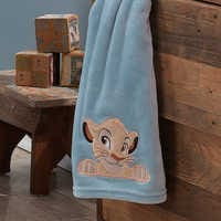 Image of The Lion King Baby Blanket by Lambs & Ivy # 2