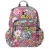 Image of Mickey Mouse and Friends Campus Backpack by Vera Bradley # 1