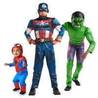 Image of Marvel Costume Collection for Family # 1