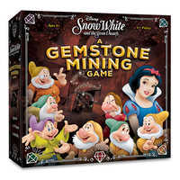 Image of Snow White Gemstone Mining Board Game # 2