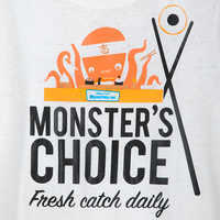 Image of Monsters, Inc. ''Monster's Choice'' T-Shirt for Women # 3