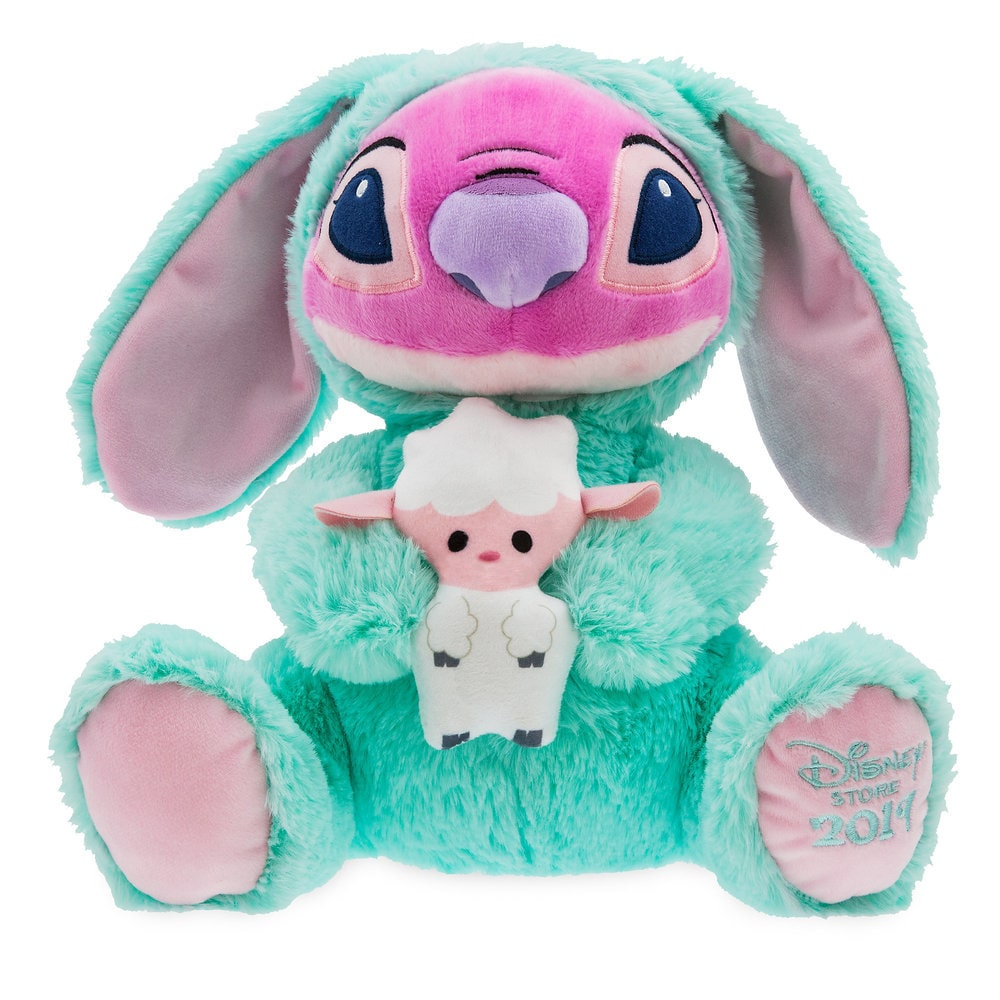 Angel Plush Bunny 2019 - Medium - 10'' - Personalized Official shopDisney