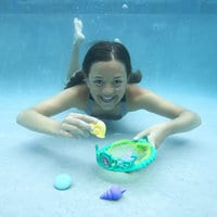 Image of Ariel Tiara Dive and Catch Game # 2