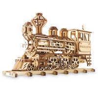 Image of Walter E. Disney Train Wooden Puzzle # 2