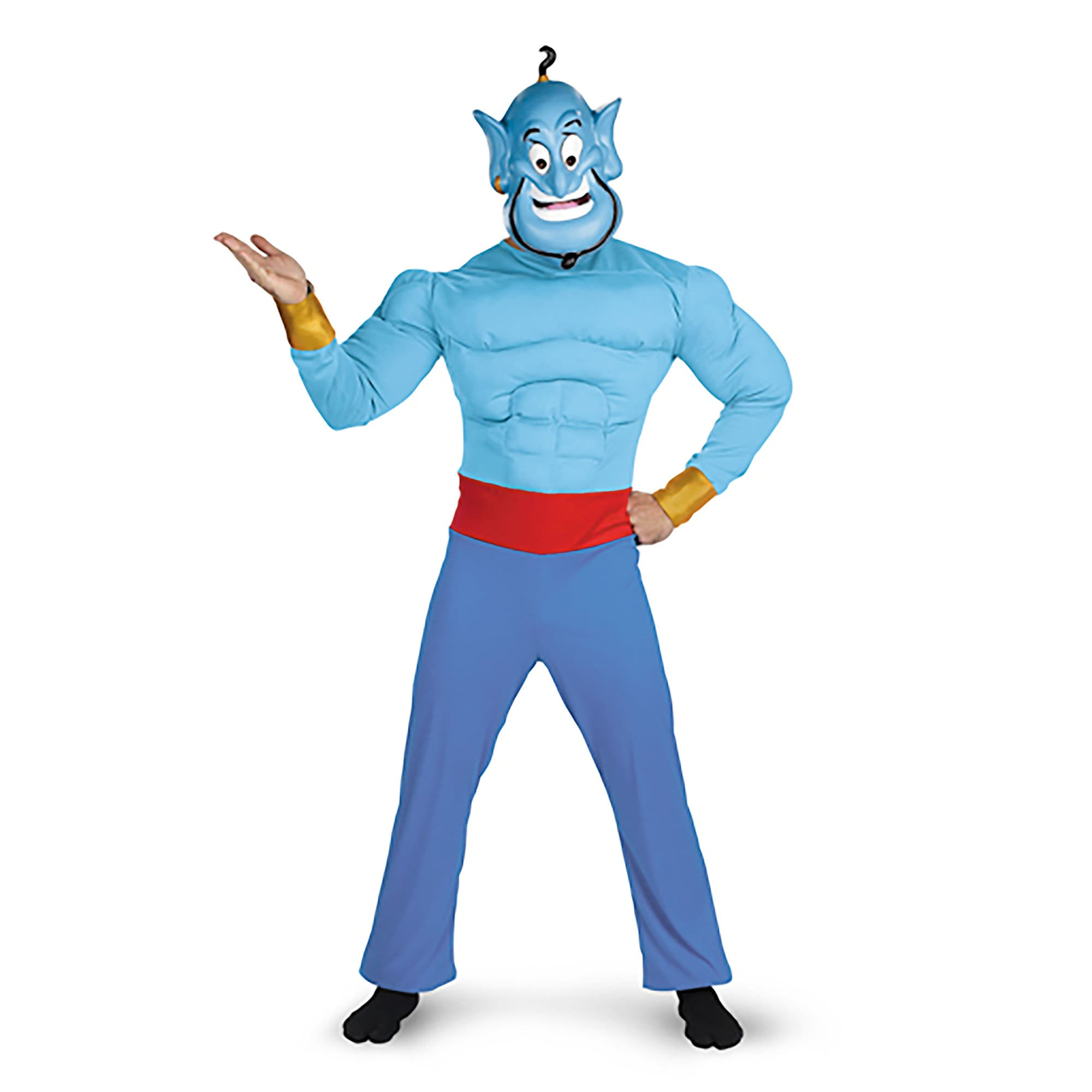 Genie Costume for Adults by Disguise