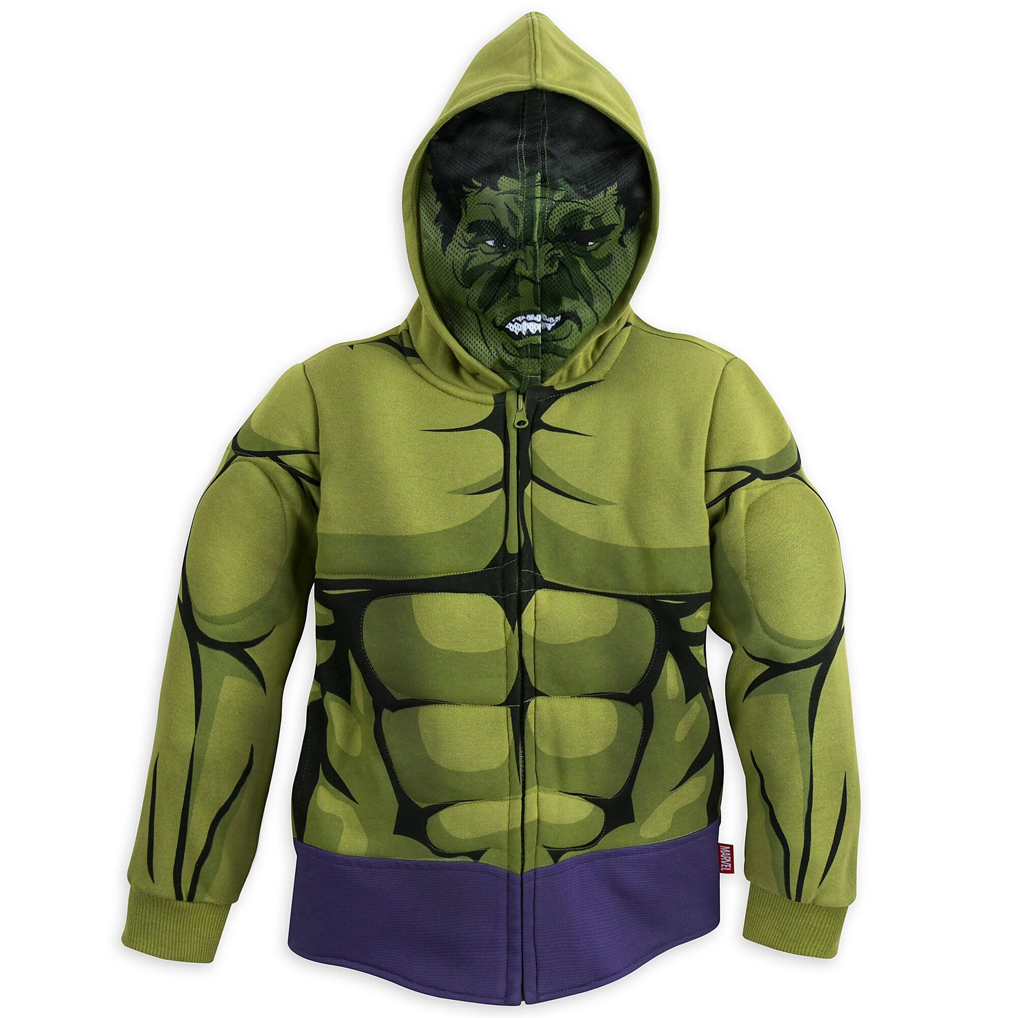 Hulk Costume Hoodie for Boys  sc 1 st  shopDisney & Hulk Costume Hoodie for Boys | shopDisney