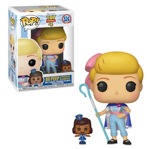 Bo Peep Pop Vinyl Figure By Funko Toy Story 4 Shopdisney