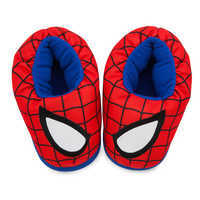 Image of Spider-Man Slippers with Sound for Kids # 3