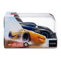 Image of Jackson Storm Pull 'N' Race Die Cast Car - Cars # 3