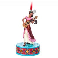 Elena of Avalor Singing Sketchbook Ornament