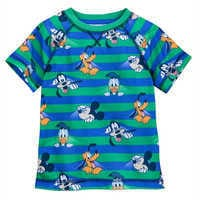 Image of Mickey Mouse and Friends Short Sleep Set for Boys # 2