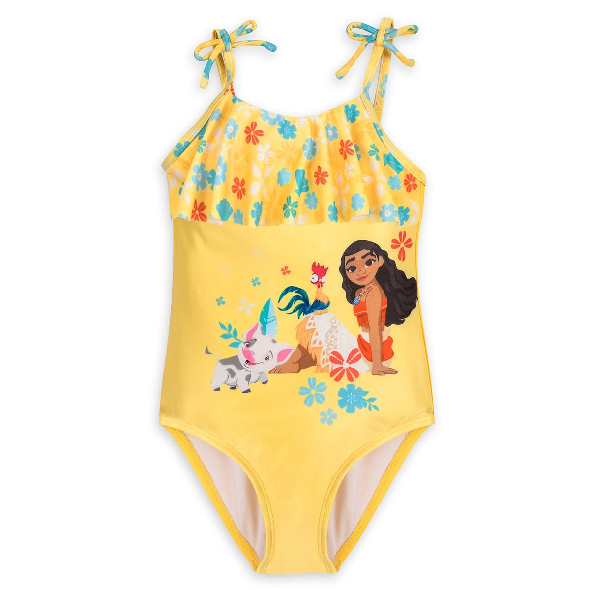 d29913cbacd9c Product Image of Moana Swimsuit for Girls # 1