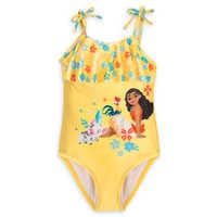 Image of Moana Swimsuit for Girls # 1