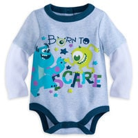 Monsters, Inc. Cuddly Bodysuit - Baby