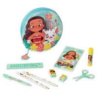 Image of Moana Zip-Up Stationery Kit # 1