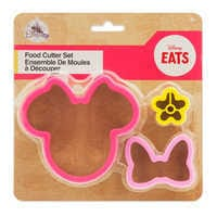 Image of Minnie Mouse Food Cutter Set - Disney Eats # 3