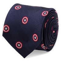 Image of Captain America Silk Tie # 5