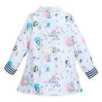 Image of Disney Animators' Collection Rain Jacket and Hat for Kids # 4