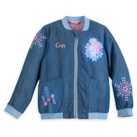 Frozen Jacket for Girls - Personalizable
