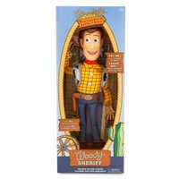 Image of Woody Talking Action Figure # 8