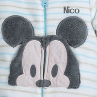 Mickey Mouse Snugglesuit for Baby - Personalizable