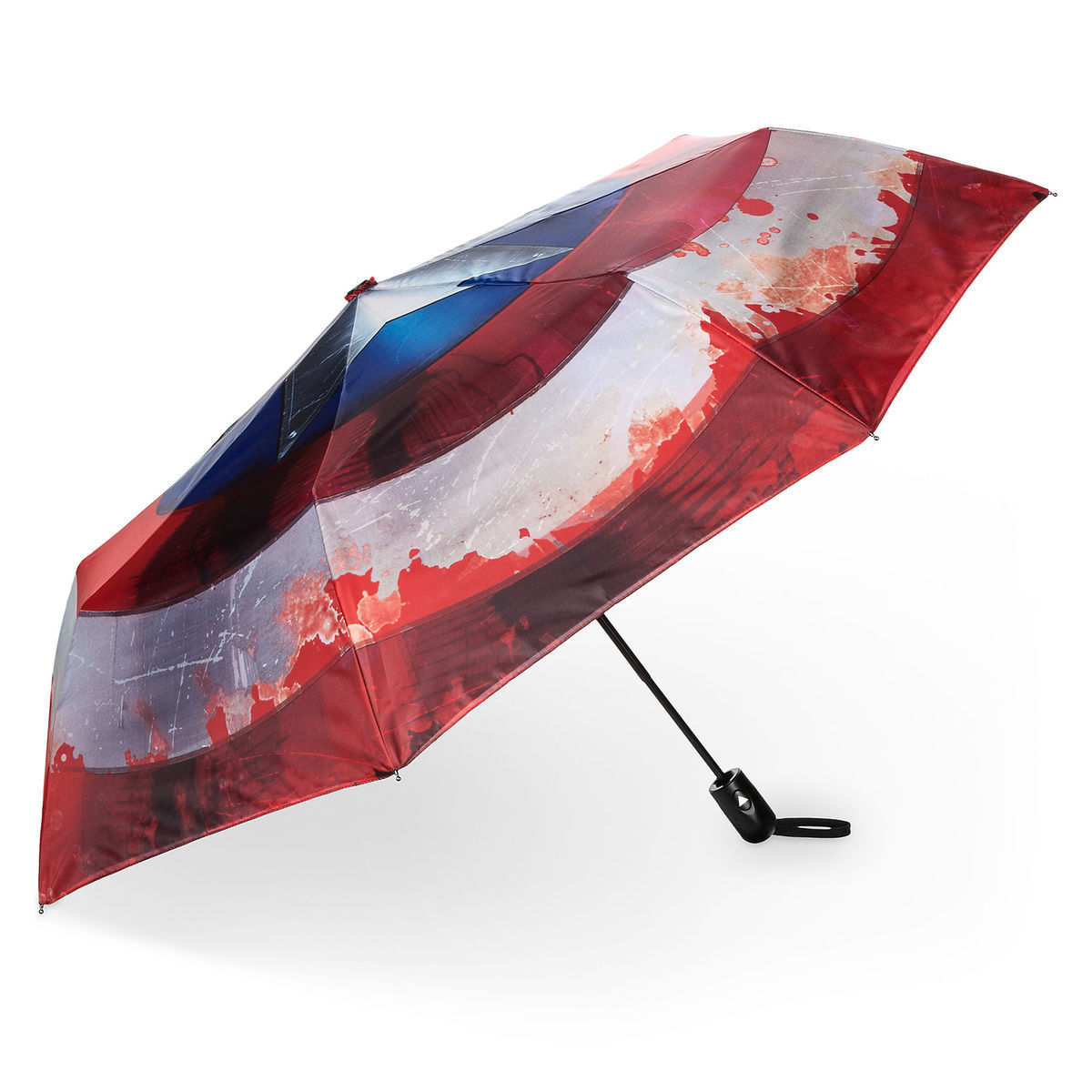 Product Image of Captain America Umbrella # 1