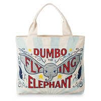 Image of Dumbo Large Tote Bag - Live Action Film # 1