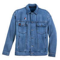 Image of Minnie Mouse Club Denim Jacket for Women # 1