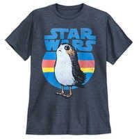 Image of Porg T-Shirt for Adults - Star Wars # 1