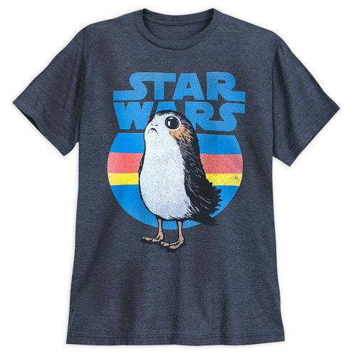 Porg T-Shirt for Adults - Star Wars