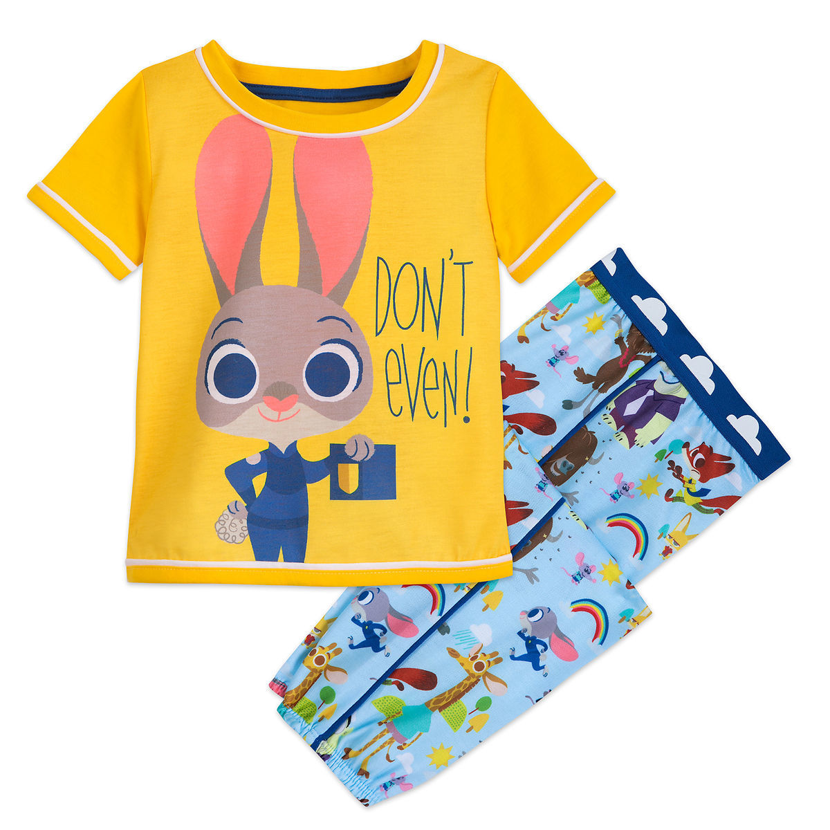 2f9e58ee67 Product Image of Judy Hopps PJ Set for Girls - Zootopia   1