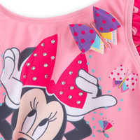 Image of Minnie Mouse Deluxe Swimsuit for Girls # 6